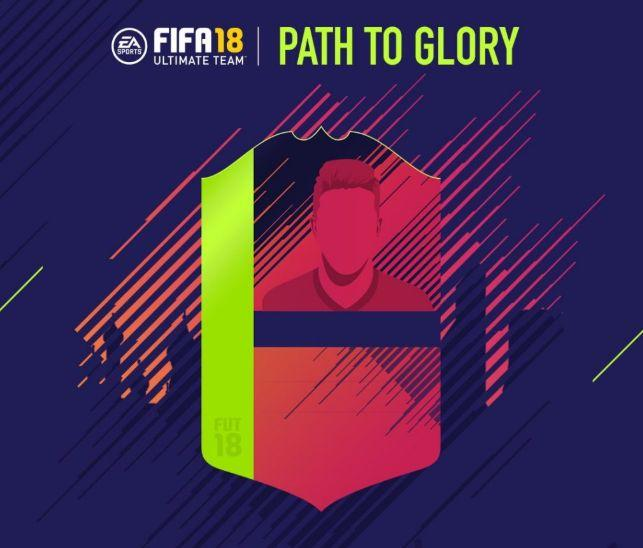Path to Glory FIFA 18