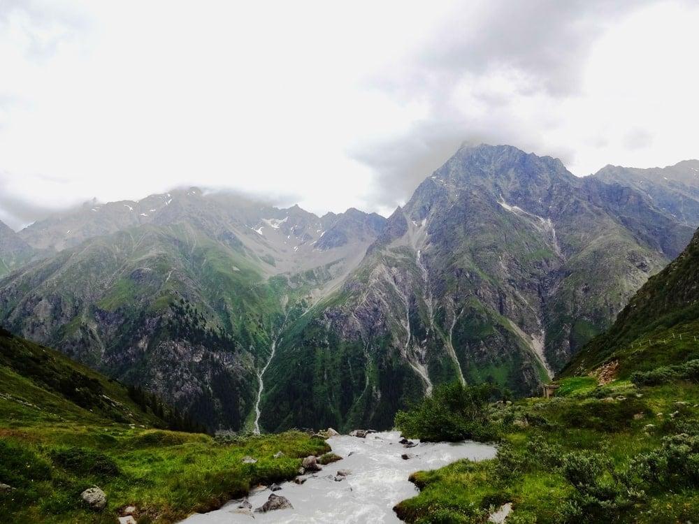 Pitztal Tirol Aussicht