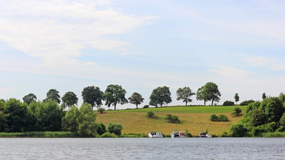 Ziegelsee in Schwerin