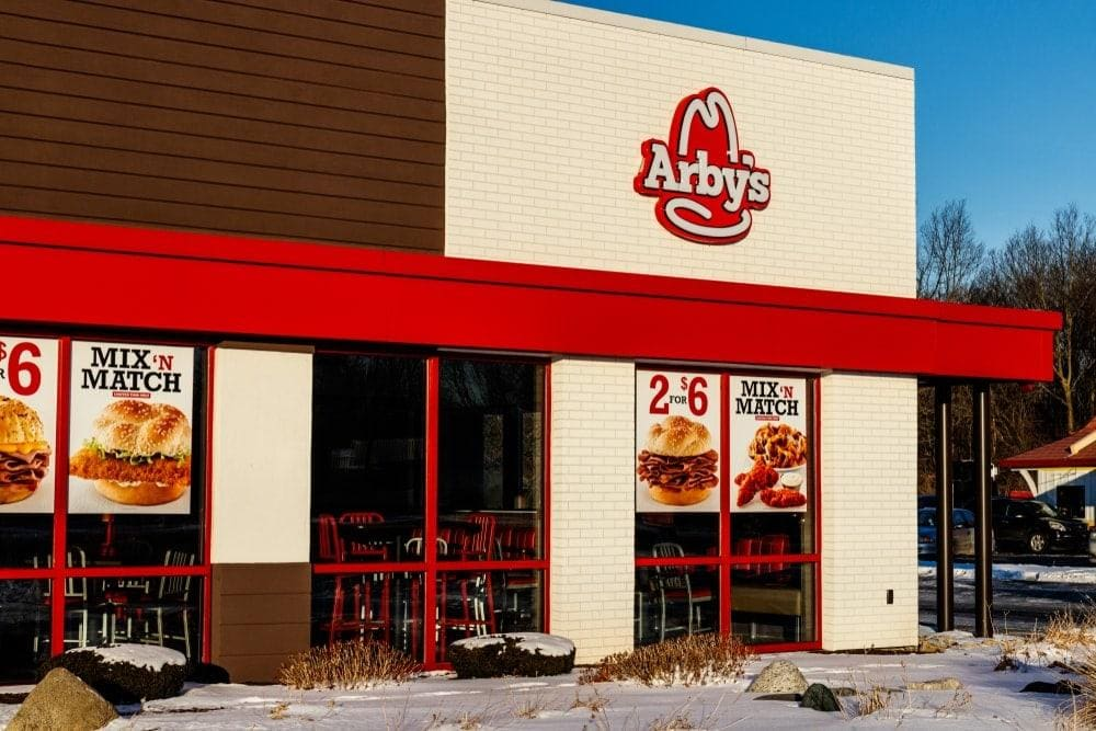 Arby's Fast-Food-Kette USA