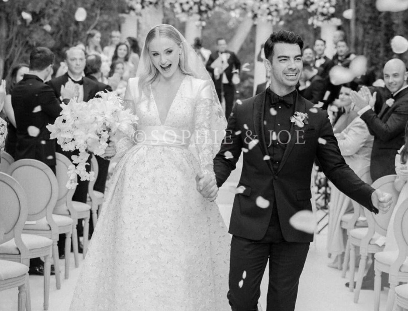 Sophie Turner Joe Jonas Hochzeit