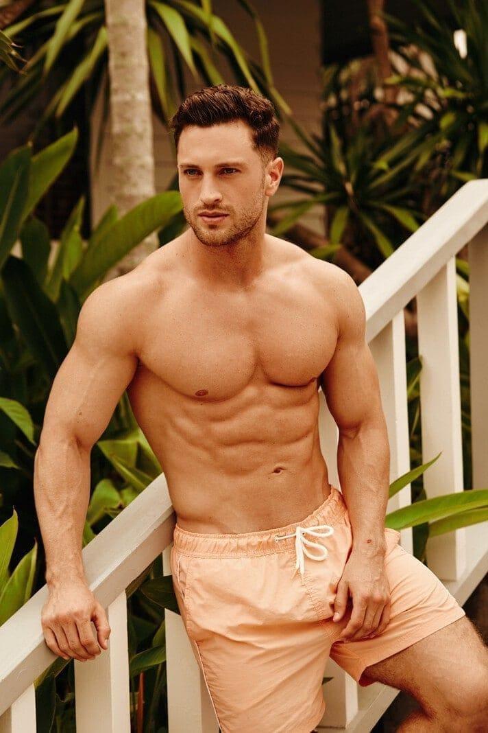 Sebastian Mansla Bachelor in Paradise