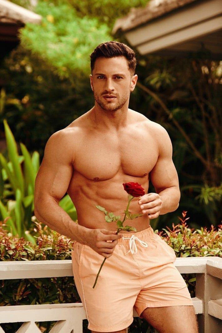 Bachelor in Paradise Sebastian Mansla