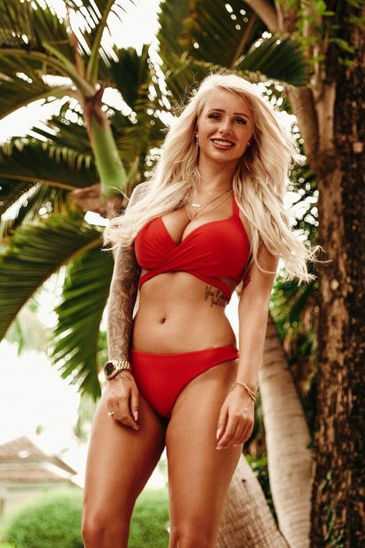 Carina Spack Bachelor in Paradise
