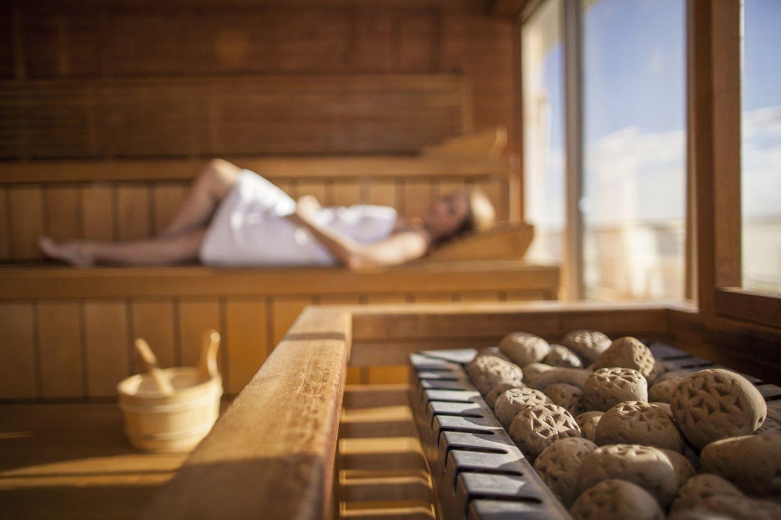 AIDAcara Sauna