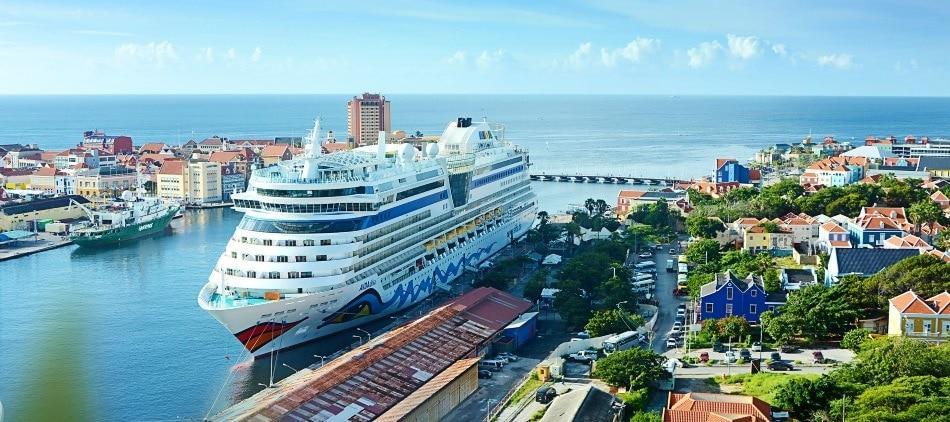 AIDAdiva Curacao