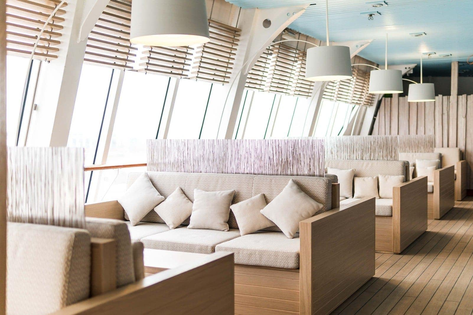 AIDAvita Beach Lounge