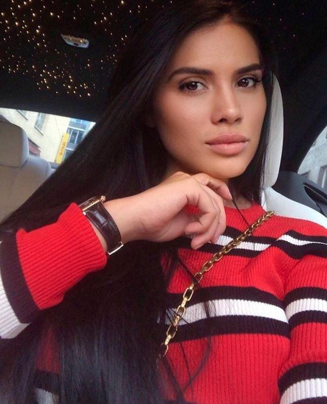 Christina Roventa Freundin von Alexandru Maxim