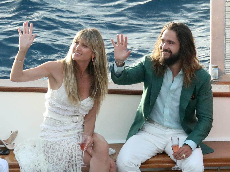 Hochzeit Heidi Klum und Tom Kaulitz