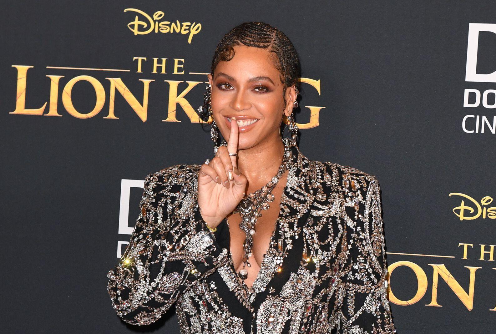 Beyonce König der Löwen