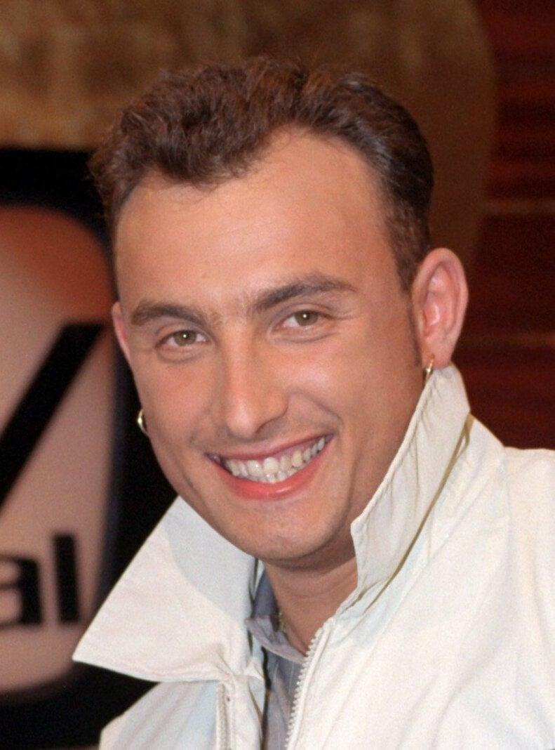 Zlatko Trpkovski im Jahr 2000