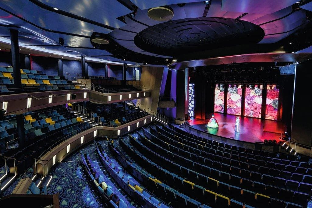 Tui Mein Schiff 3 Theater