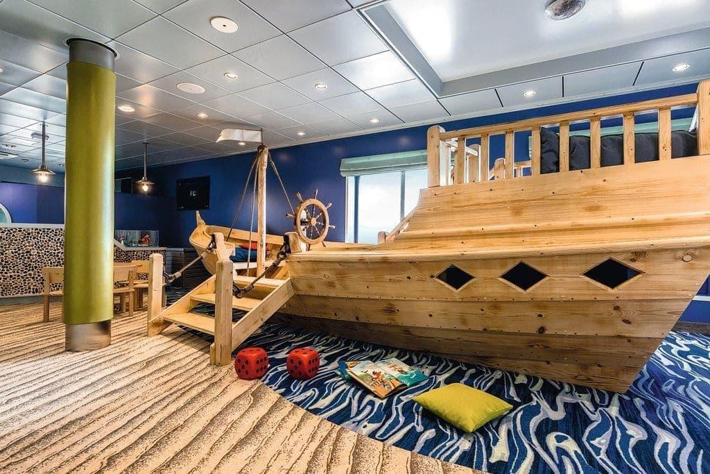 Mein Schiff 4 Kids-Club