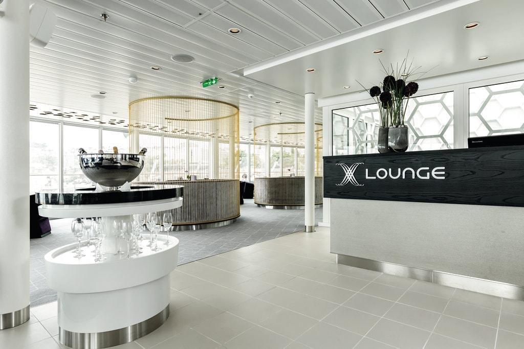 Mein Schiff 4 X-Lounge