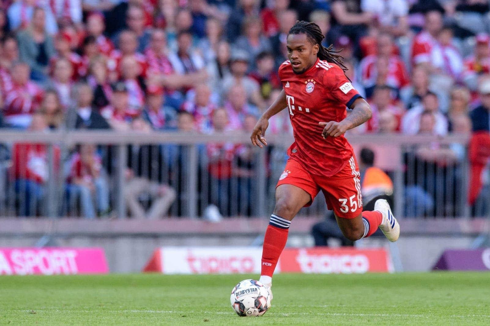 Renato Sanches FC Bayern