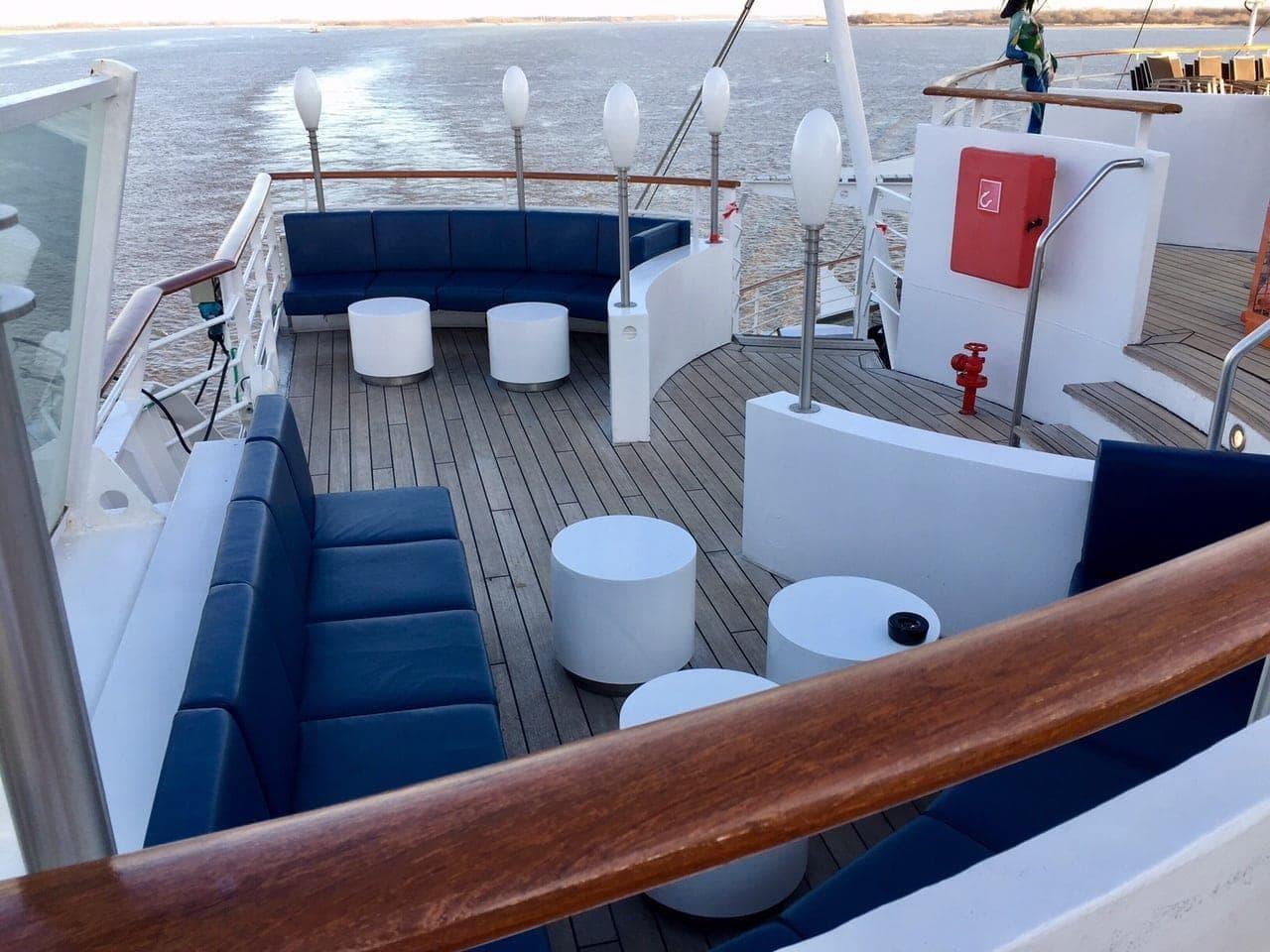 Seaside Lounge AIDAvita
