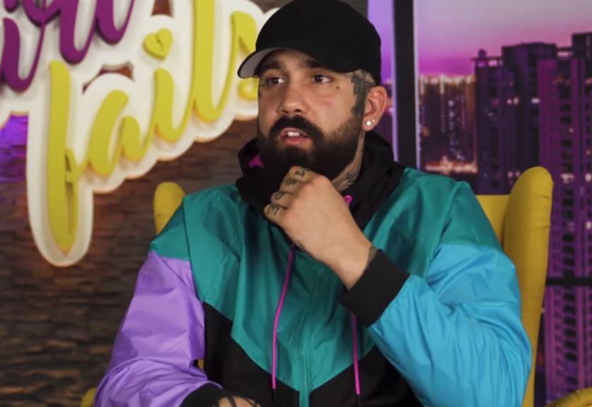 """Chris Manazidis von """"Bullshit TV"""""""