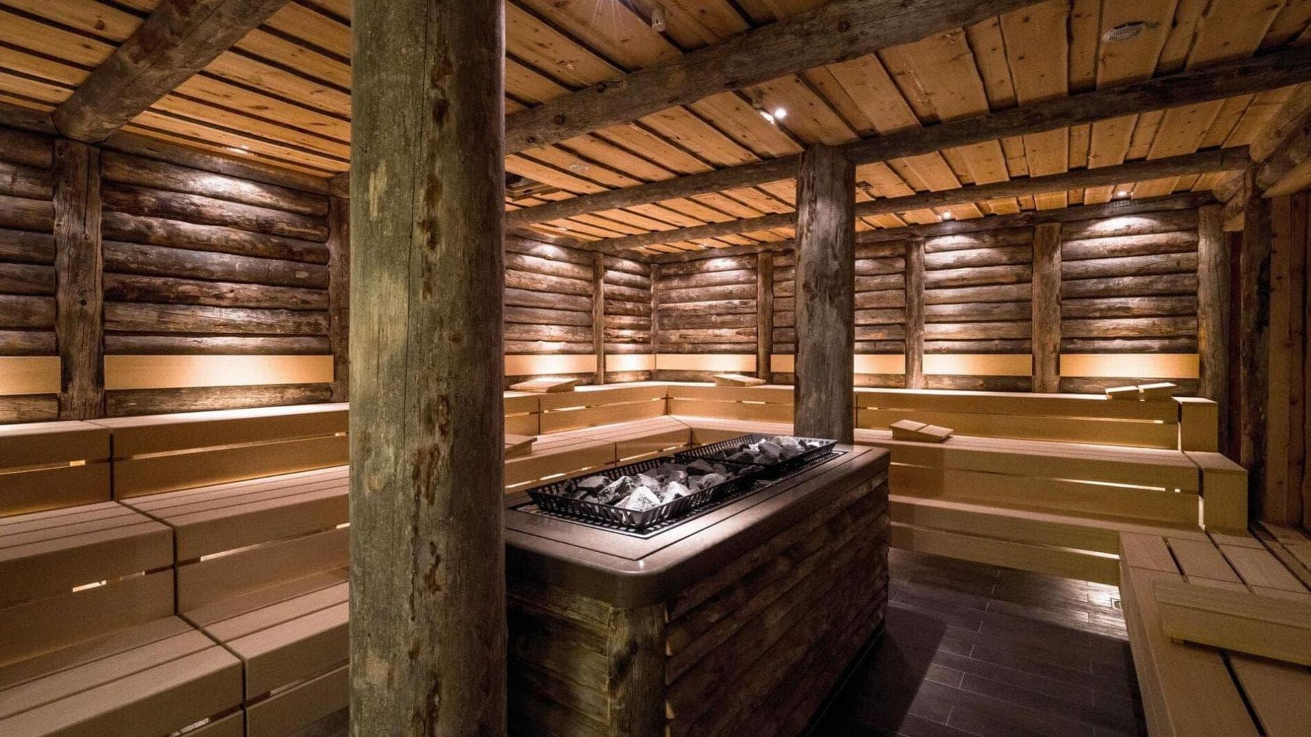 Sauna AIDAperla
