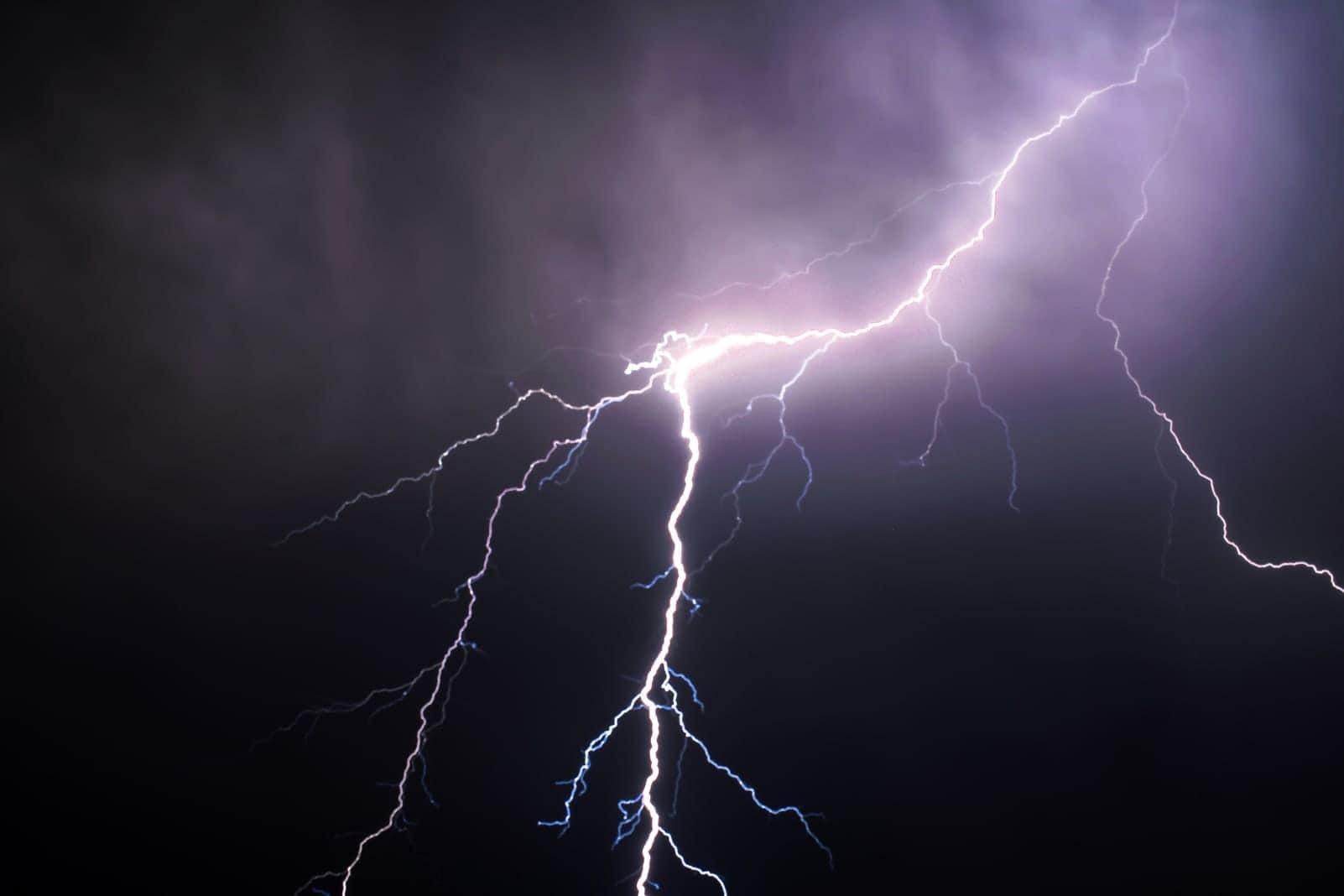 Blitz Gewitter
