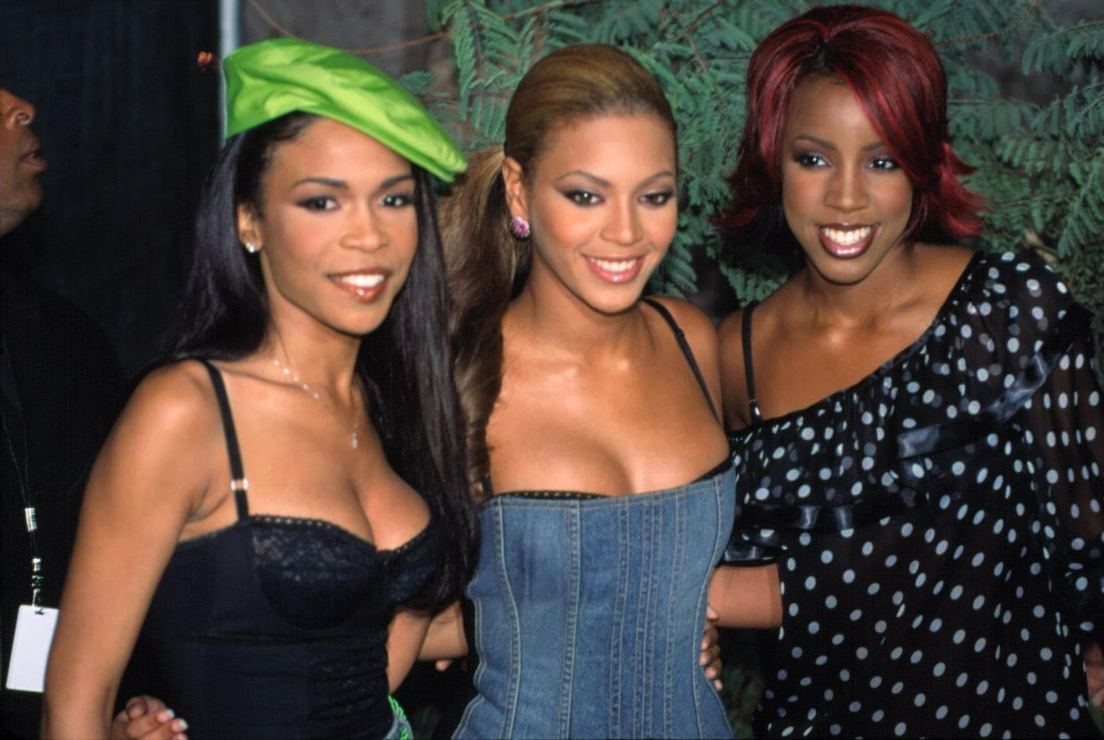 Destiny's Child 2001 Beyonce Kelly Rowland