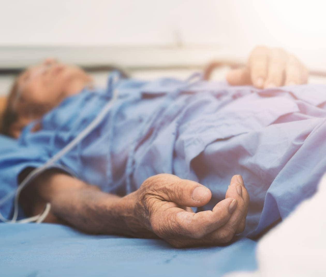 Opa Krankenhaus tot