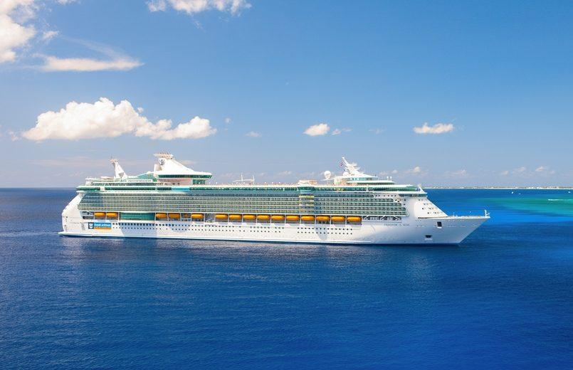 Kreuzfahrtschiff Freedom of the Seas Royal Caribbean Karibik