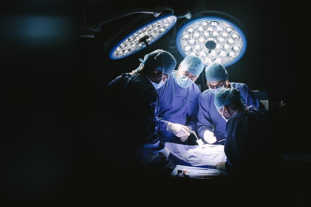 Ärzte Operation