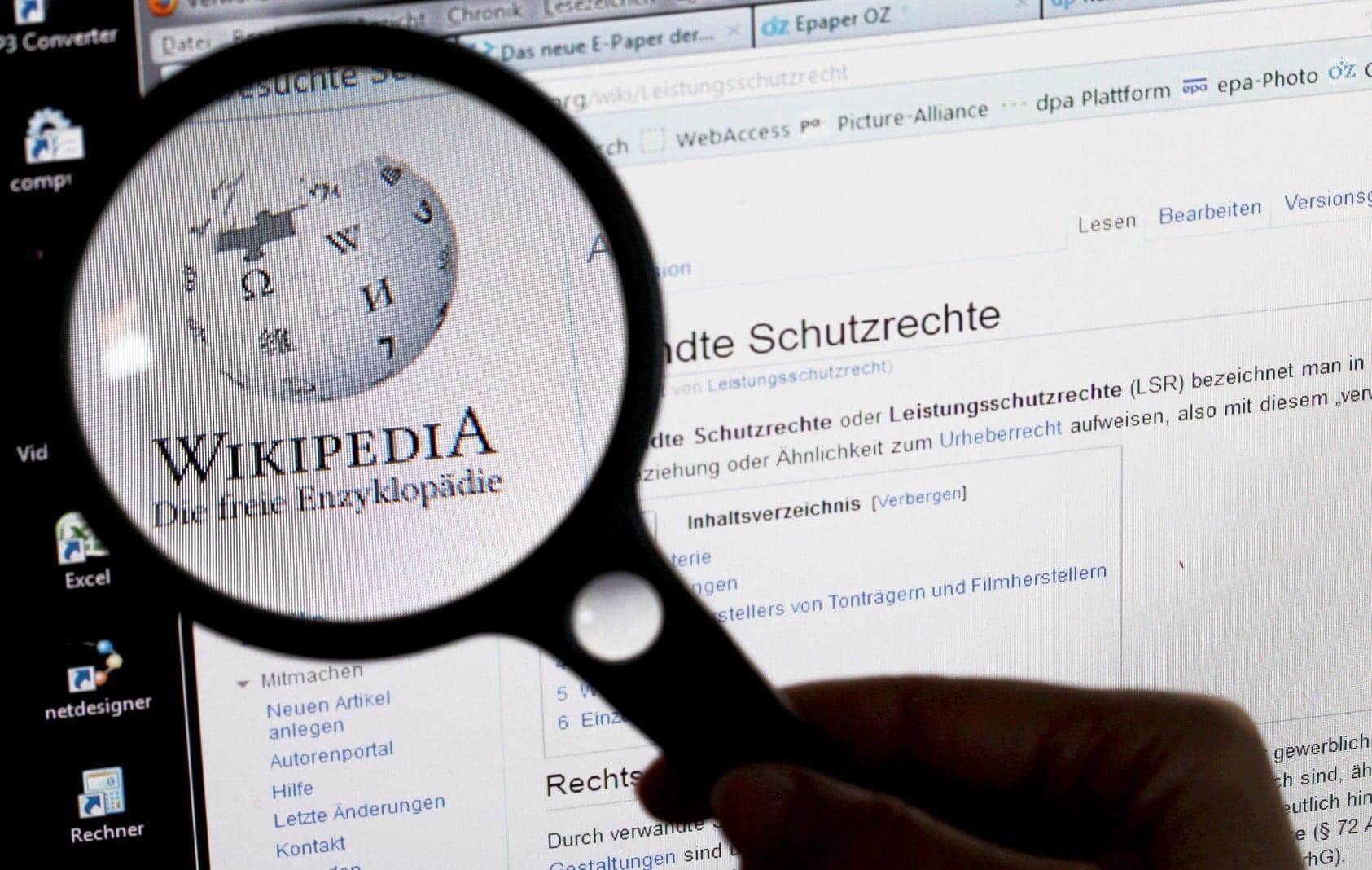Massiver Online-Angriff legt Wikipedia stundenlang lahm
