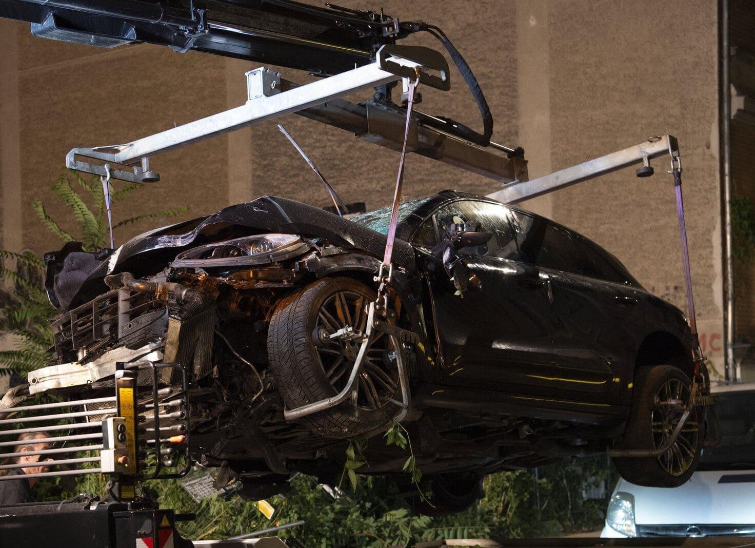 Schwerer Unfall mit vier Toten in Berlin