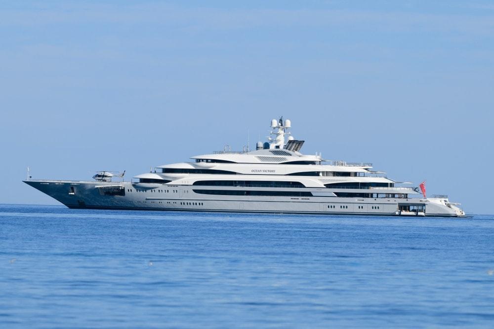 Ocean Victory Jacht