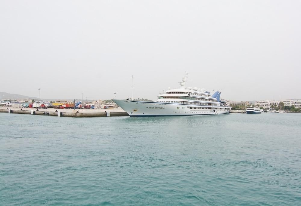 Prince Abdulaziz Jacht