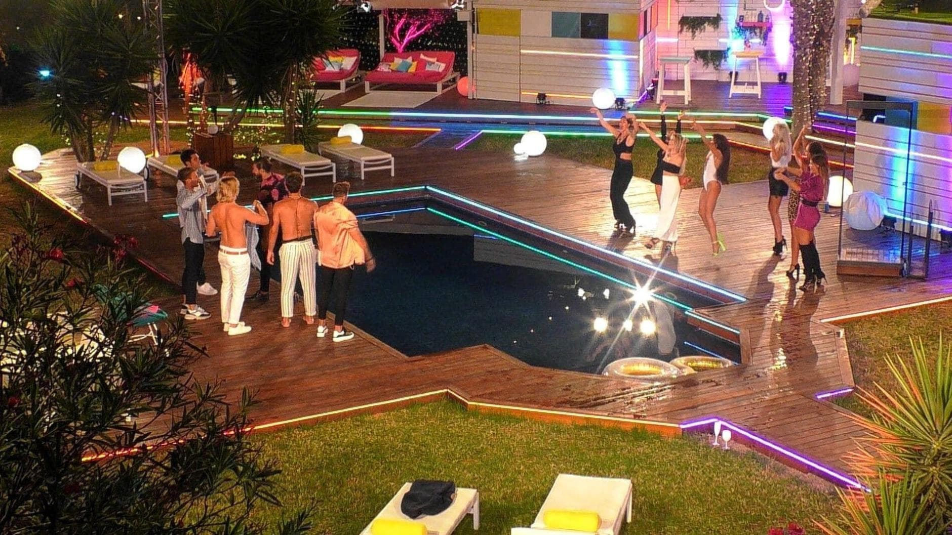 Love Island 2019 Party Villa
