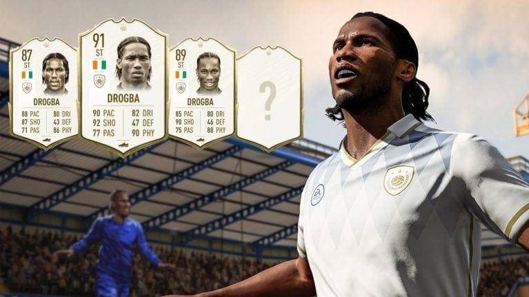 FIFA 20 Didier Drogba Icon für BS