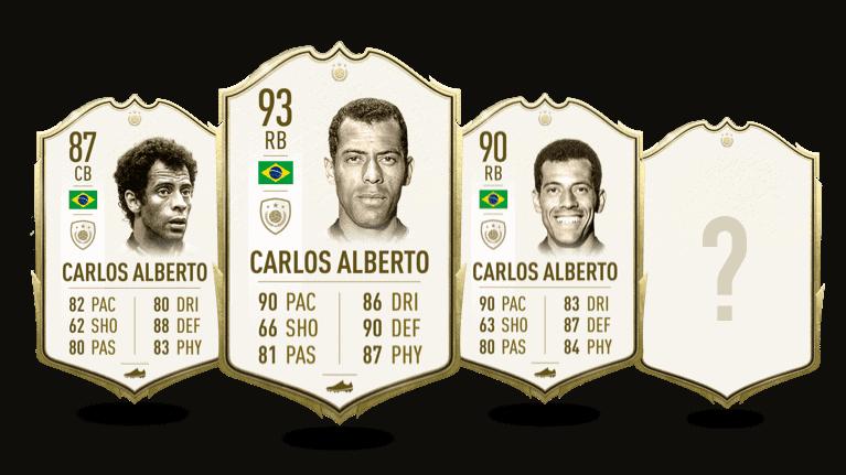 FIFA 20 Carlos Alberto Icon für BS