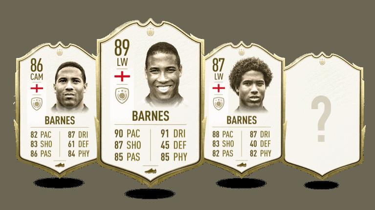 FIFA 20 John Barnes Icon für BS