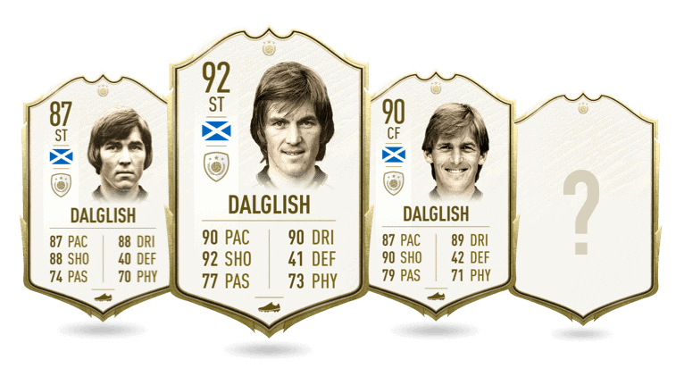 FIFA 20 Kenny Dalglish Icon für BS