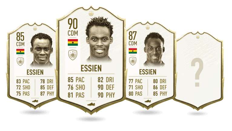 FIFA 20 Michael Essien Icon für BS
