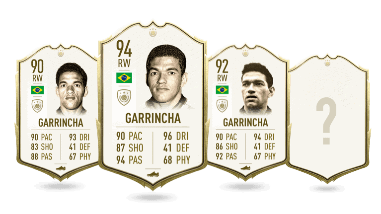 FIFA 20 Garrincha Icon für BS