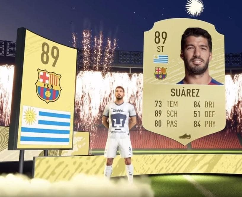 FIFA 20 FUT Ultimate Team Pack Opening Packs Luis Suarez Walkout