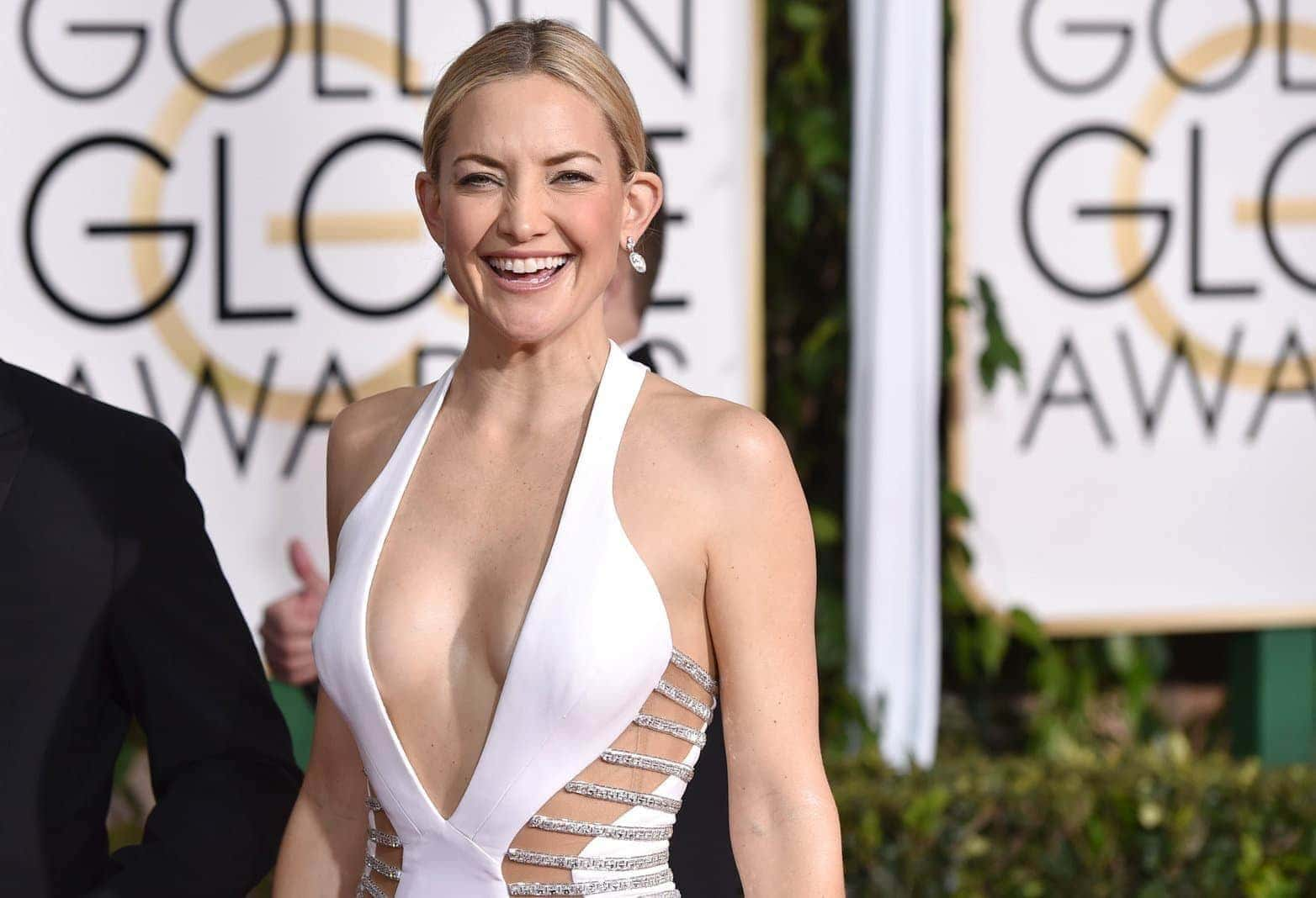 Kate Hudson Golden Globe 2015