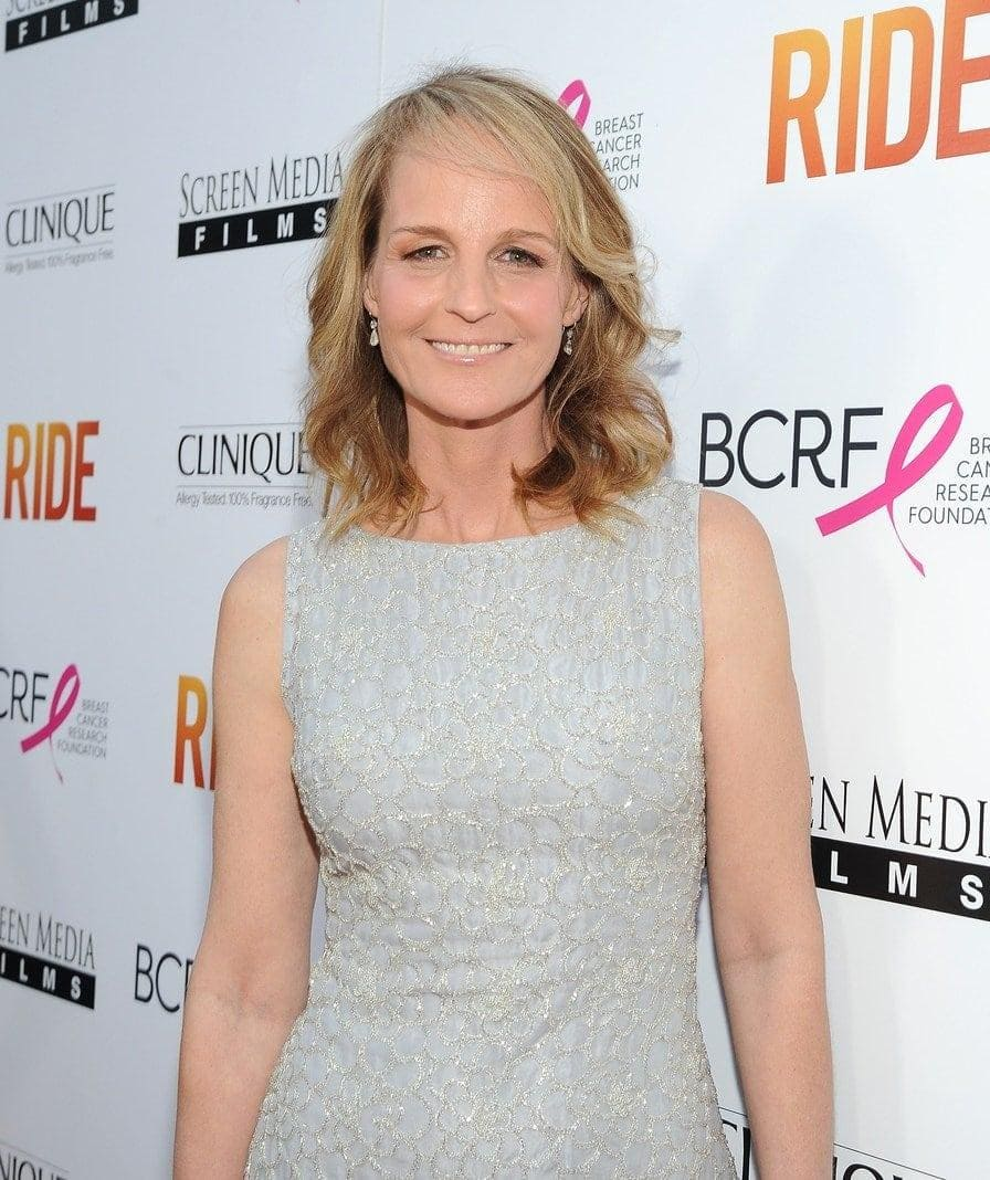 "Helen Hunt Premiere Of ""Ride"""