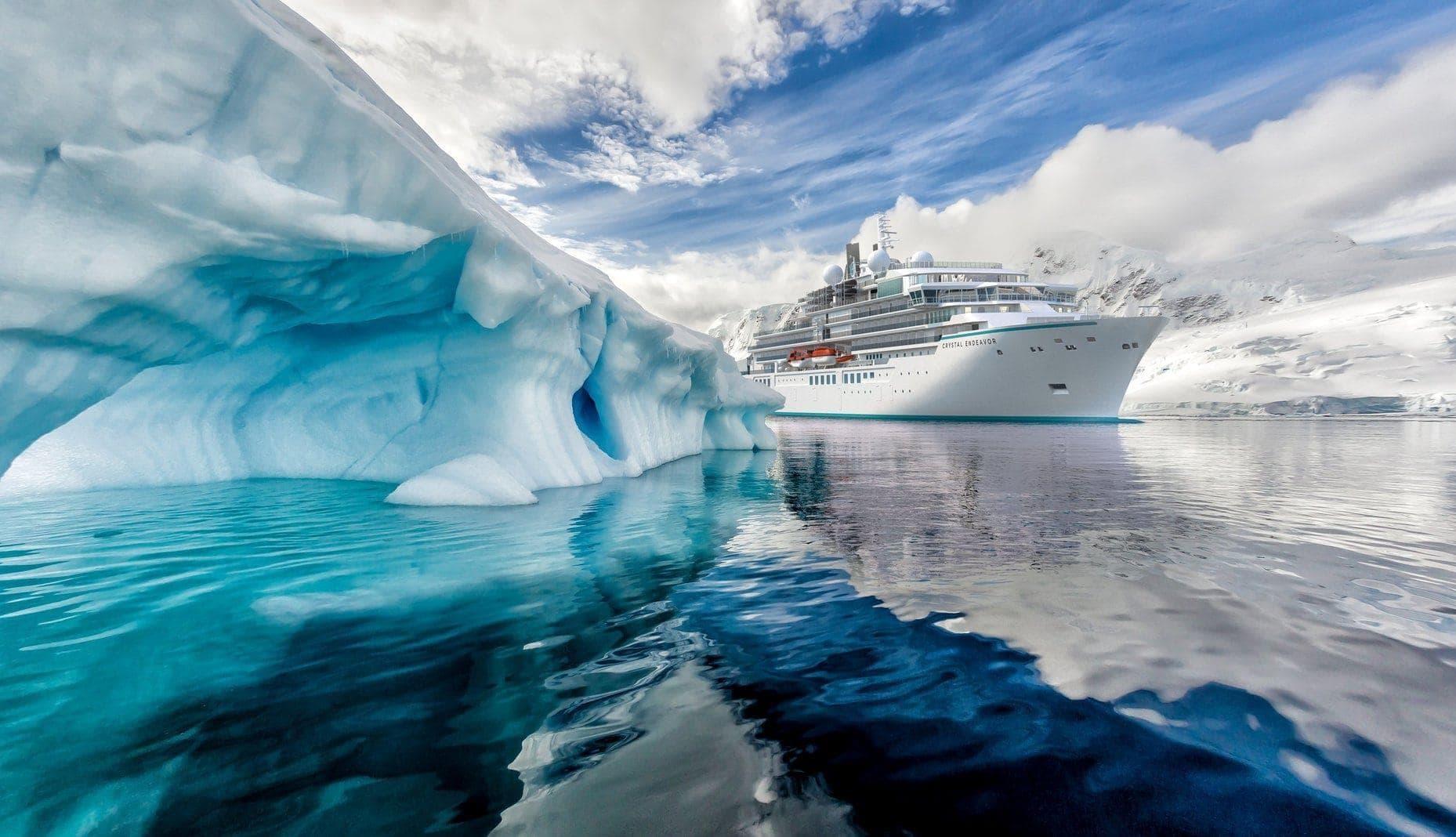 Kreuzfahrtschiff Crystal Endeavor