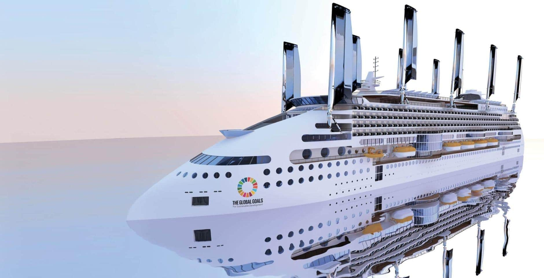 Kreuzfahrtschiff Ecoship