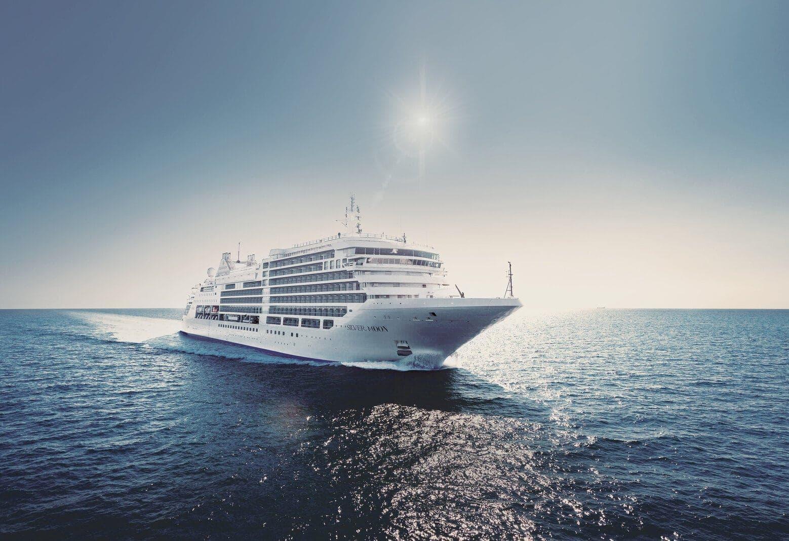 Kreuzfahrtschiff Silver Moon