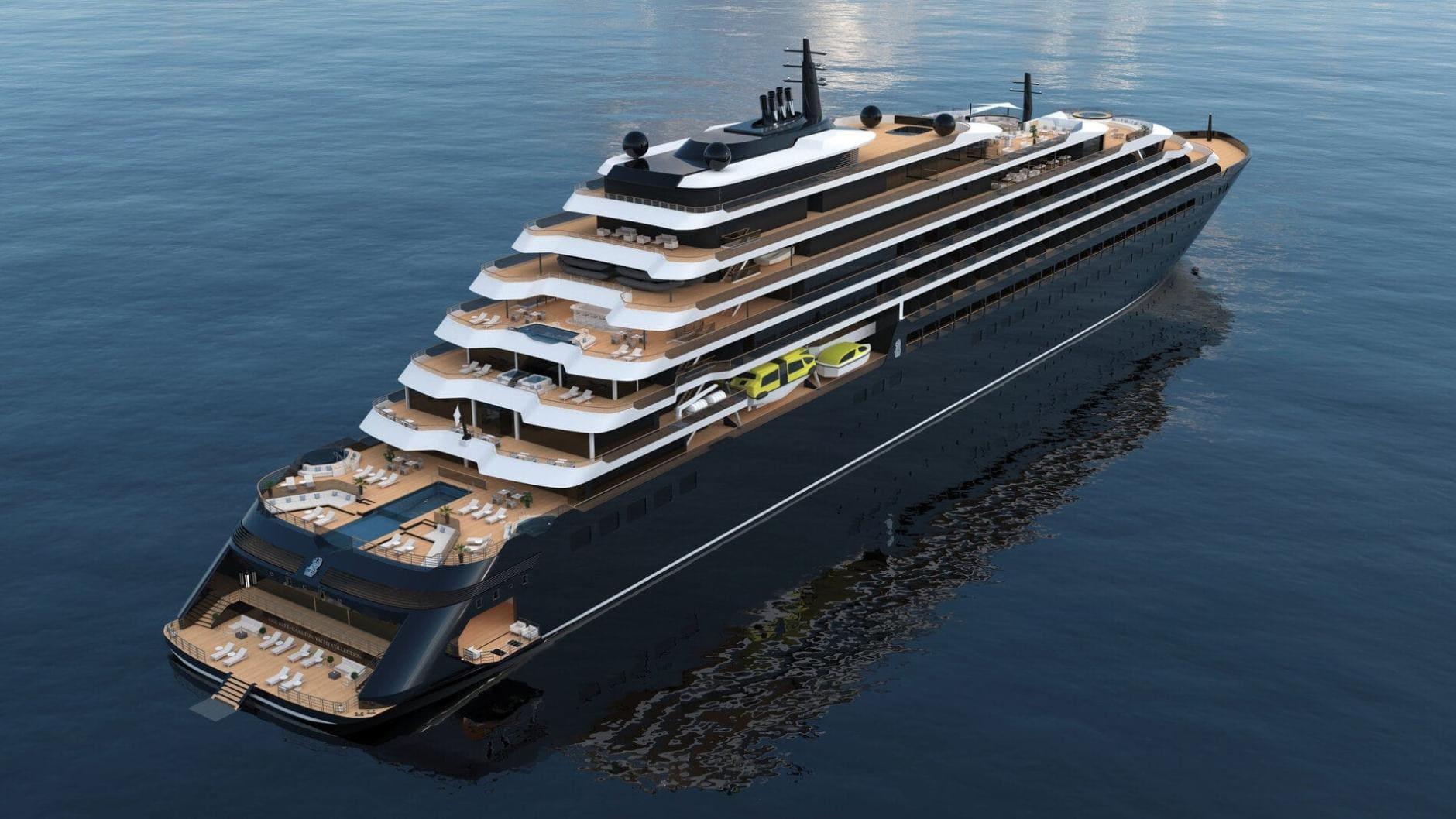 Kreuzfahrtschiff Ritz Carlton