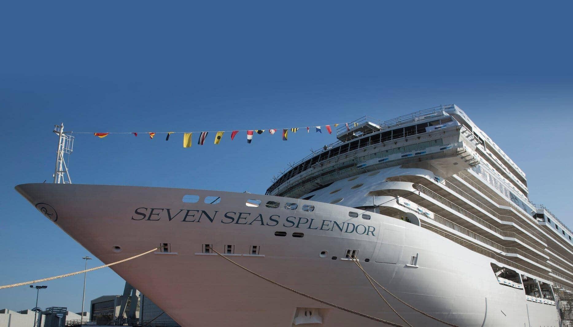 Kreuzfahrtschiff SevenSeas Splendor