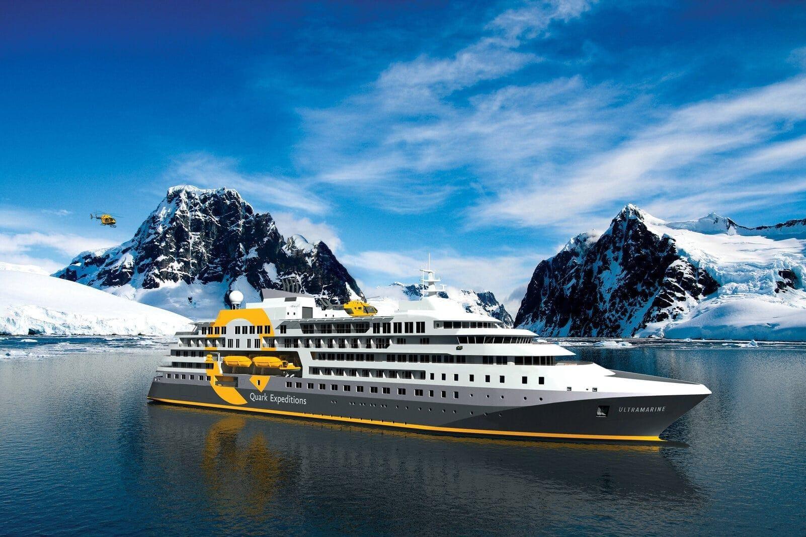 Kreuzfahrtschiff Ultramarine