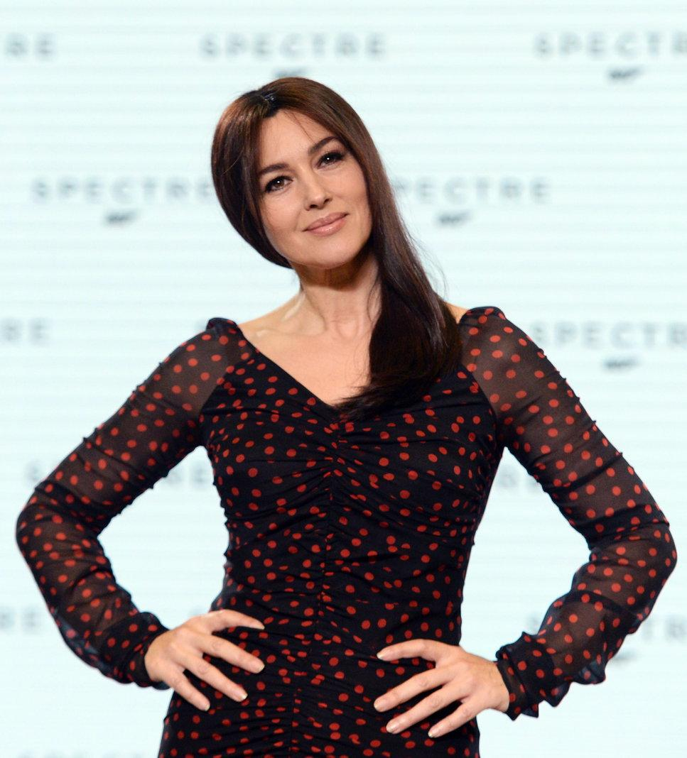 Monica Bellucci James Bond Spectre