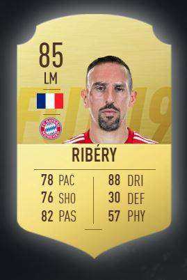 Franck Ribery FUT 19
