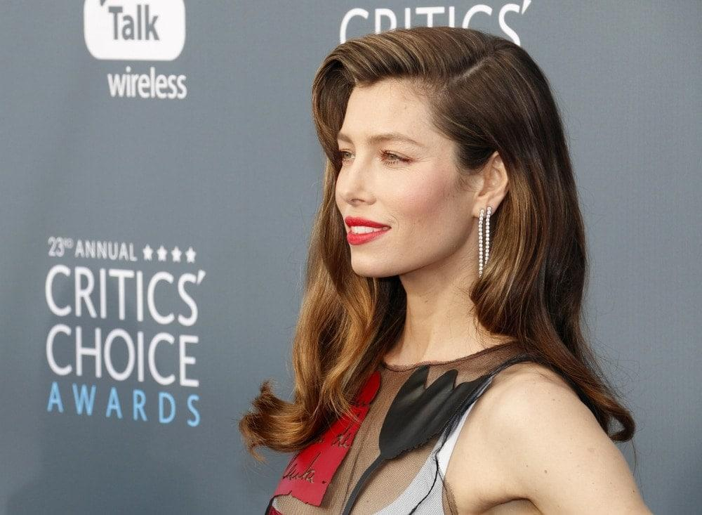 Jessica Biel 23. Critics Choice Awards
